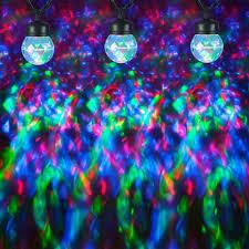 Rgb Lights Walmart Gemmy Lightshow Christmas Lights 45ct Led Projection Lights
