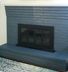 how to paint fireplaces matte vs satin paint on brick paint stone fireplace black