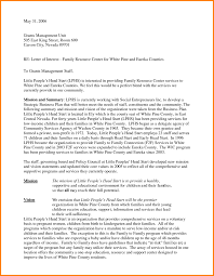 Job Letter Of Interest Template Resume And Cover Statement Example