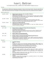 Best Resume Software Adorable Software Engineering Resume Samples From Real Professionals Who Got