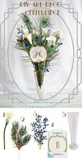 Art Deco Wedding Centerpieces 287 Best Peacock Wedding Dresses Accessories And Decor Images On