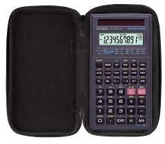 Orijinal Calccase koruyucu çanta için hesap makinesi Casio FX-82 SOLAR:  Amazon.com.tr