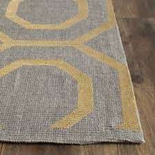 grey and gold area sunflower rugs costco bath mat