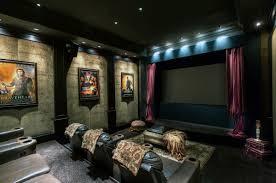 Home Theater Design Ideas Interesting Inspiration Design