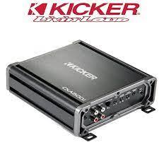 Online-Verkauf mit Rabatt KICKER CXA600.1 Verstärker 1-Kanal Mono Endstufe  Class D für Bass Subwoofer Outlet USA Verkauf -www.boursedetude.org