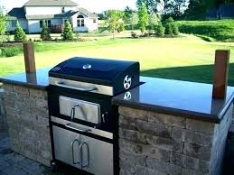 kitchenaid built in outdoor grill 4 burner stainless steel gas dimensions