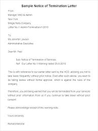 Writing A Lease Termination Letter Moontex Co