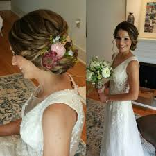 photo of lili s weddings makeup artist and hair styling group ta fl united