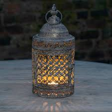 outdoor candles lanterns and lighting. Outdoor Lights Lanterns Moroccan Style Lattice Candle Lantern Lighting Original Decorative Full Size Candles And