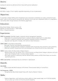 How To Write The Best Resume Ever The Best Resumes Ever Albertogimenob Me