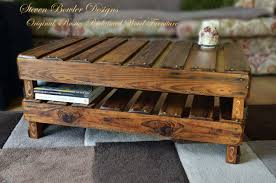 105 Best Etsy Shop Jody Images On Pinterest  Etsy Shop Rustic Pallet Coffee Table Etsy