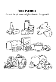 Small Picture Food Pyramid With Fruit And And Other Coloring Pages Pinteres