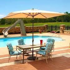 sunbrella patio umbrella cantilever