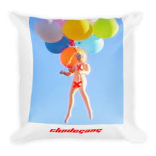 """Brandy"""" Pillow (Double-Sided) – BrodieTV Merch"""