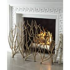 Unique fireplace screens Single Panel Decorative Fireplace Screens Wrought Iron Foter Decorative Fireplace Screens Wrought Iron Ideas On Foter