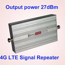 27dbm 4g lte repeater cell phone 4g signal booster