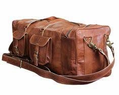 284 Best <b>Men's</b> Duffle <b>Travel</b> Bag images in 2019 | <b>Leather</b> duffle bag