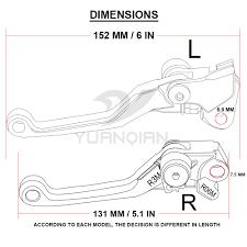 Aliexpress buy motorcycle moto dirt bike brake clutch levers for ktm 250 sx sx f exc 200 xc w 125144 sx exc 125 six days 85 65 sx xc 2005 2007