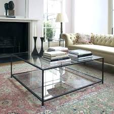 large glass coffee tables large square coffee table glass top tray large glass coffee tables uk