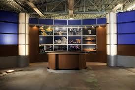 tv studio furniture. site newstv set design components angelo state university studio display tv furniture