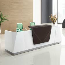 office reception table design. cheap price factory direct receiption furniture solid surface office reception table design buy designsolid e