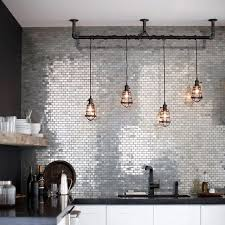 industrial lighting ideas. Cage Pendant Lights Industrial Lighting Ideas O