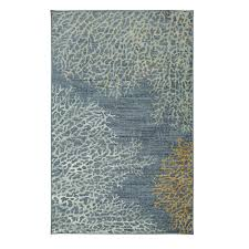 mohawk home c reef multi 5 ft x 8 ft area rug