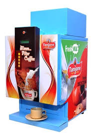 Tea Coffee Vending Machine Rental Basis Magnificent Automatic Coffee Vending Machine At Rs 48 Piece कॉफ़ी