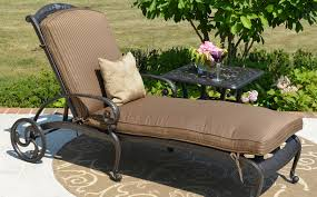 Outdoor Lounge Furniture Cast Aluminum Selecting Outdoor Lounge