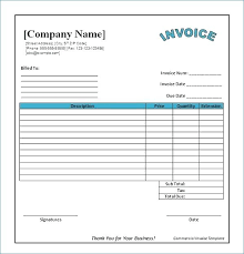 Film Production Invoice Adobe And Word Doc Labor Invoice Template Sample Handyman