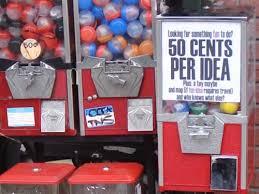 Vending Machine Toy Capsules Stunning Vending Machine Notice Things