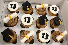 6 2014 Graduation Cupcake Cakes Photo 2015 Graduation Cupcake