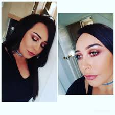 professional makeup artist and beautician