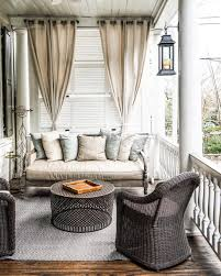 front porch curtains gray outdoor curtains under deck patio curtains grommet outdoor curtain panels