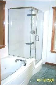 steam shower bath combo steam shower combo jetted tub shower combo delightful jetted tub shower combo