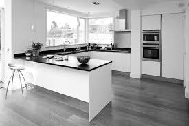 Dark Kitchen Cabinets With Dark Granite Countertops Brown Laminated