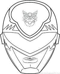 Power Rangers Coloring Page Printing Coloring Pages Power Rangers