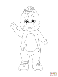 Small Picture Barney And Friends Coloring Pages On Coloring At Pages esonme