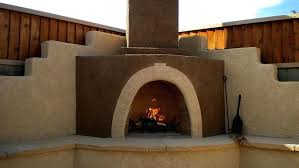 an outdoor fireplace in new cost of to install indoor how much does