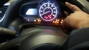2017 Mazda 6 Dash Lights How To Reset Oil Change Maintenance Due Light On New Mazda 3