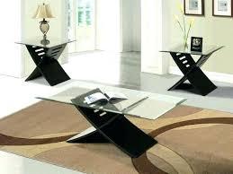 glass black coffee table fresh black living room table set or black coffee table sets offer
