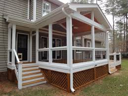 Image of: Awesome Screened In Porch Ideas