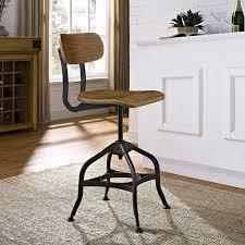 Furniture: Luxury Bar Stools With Backs - Kitchen Furniture