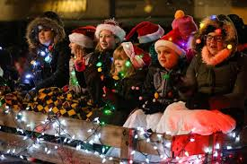 Virginia City Parade Of Lights Police Chief Officers To Lead 2019 Huntington Christmas