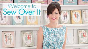Sew Over It Patterns Simple Sew Over It Sewing Patterns Fabric And Classes In London Online