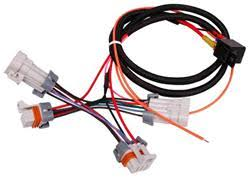 msd ignition coil pack wiring harnesses 88867 free shipping on msd 6al wiring harness at Msd Wiring Harness