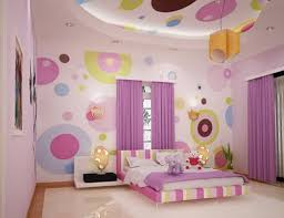 Ideas For Girls Bedrooms Bolonjacom Page  Trends Of Home - Little girls bedroom paint ideas