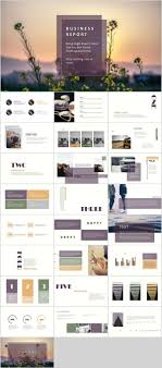 microsoft powerpoint slideshow templates magazine style powerpoint templates on behance