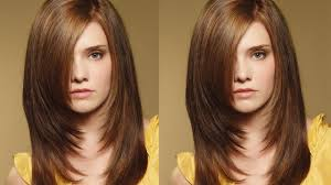 Chopped Hair Style beautiful long hair chopped long hair cut videos haircut 3446 by wearticles.com