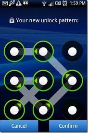 Phone Pattern Lock Interesting How To Enable Pattern Lock On Android Phone Without Any App